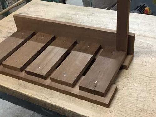 Fabriquer une jardinière en bois 3