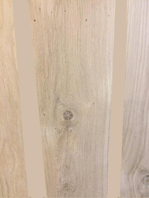 planche chêne rustique