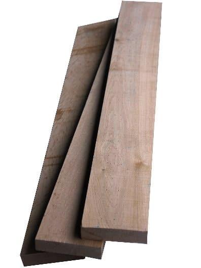 Planche Chêne brute