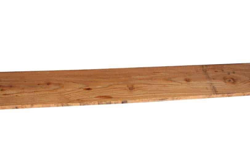 Planche Mélèze brute
