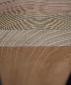 Différentes teintes de Robinier Acacia