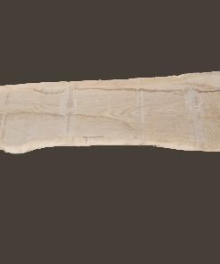 Planche de bois brut avec ecorce