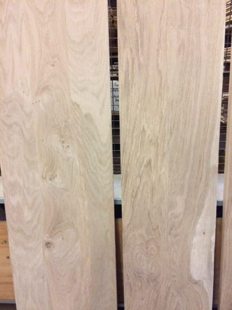 planche ch ne massif rabot e sur mesure la fabrique bois