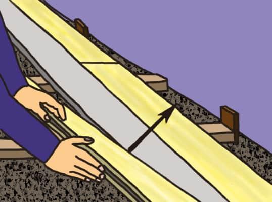Pose de parquet à coller quand le mur n'est pas droit