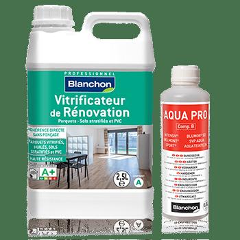 Vitrificateur de rénovation Blanchon